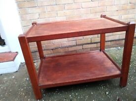 Large Wood coffee/table