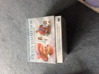 Queen Elizabeth 11 and royal family DVD set