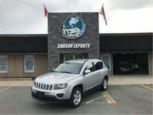2014 Jeep Compass LOOK COMPASS NORTH EDITION! FINANCING AVAILABL