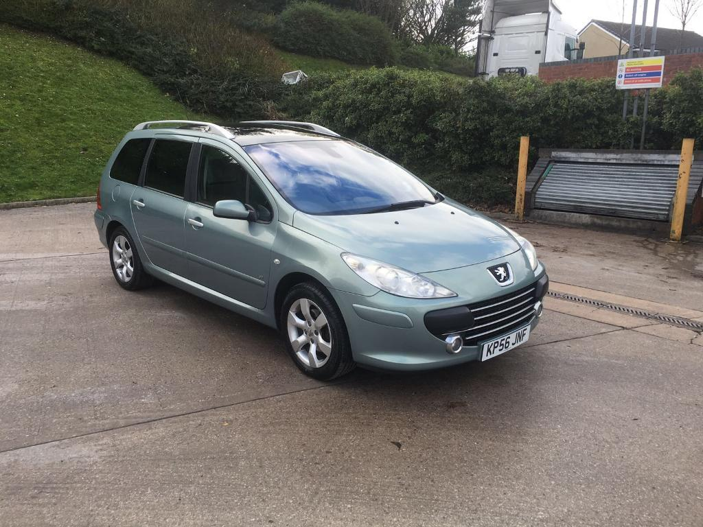peugeot 307 sw se hdi 110 1 6 diesel 5 door estate 2006