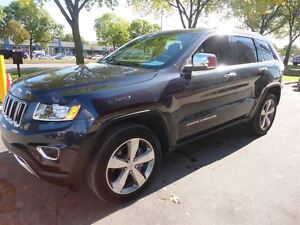 2015 Jeep Grand Cherokee Limited*JUST LIKE NEW