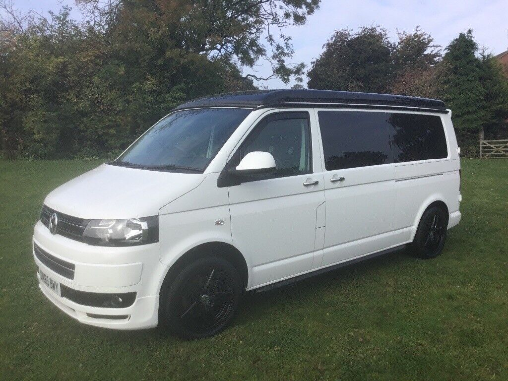 VW T5 Camper Van LWB Oct 65 Plate Professional Conversion Imperial Vans