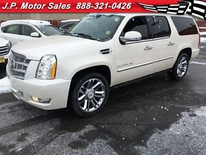 2012 Cadillac Escalade ESV Platinum, Extended, Navigation, Leath