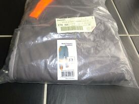 "Husqvarna Chainsaw safety trousers Brand New Unworn Euro size 52 (36"") £40"