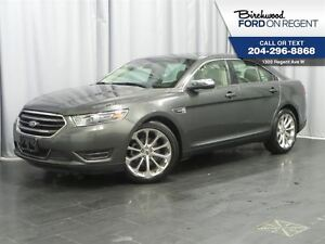 2015 Ford Taurus Limited AWD *Leather/Nav/Moonroof*