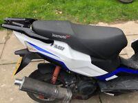 125 2017 lexmoto fmr moped x