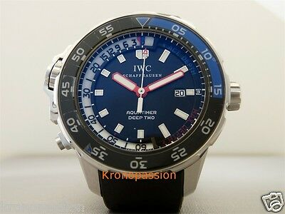 IWC Aquatimer Deep Two Stainless Steel 46mm W354702
