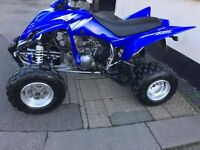 YAMAHA YFM RAPTOR 350 MINT CONDITION 1 OWNER LOW MILES