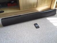 Goodmans soundbar with built-in Bluetooth