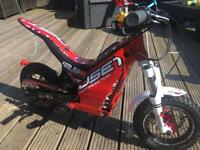 Oset 12.5 trials bike