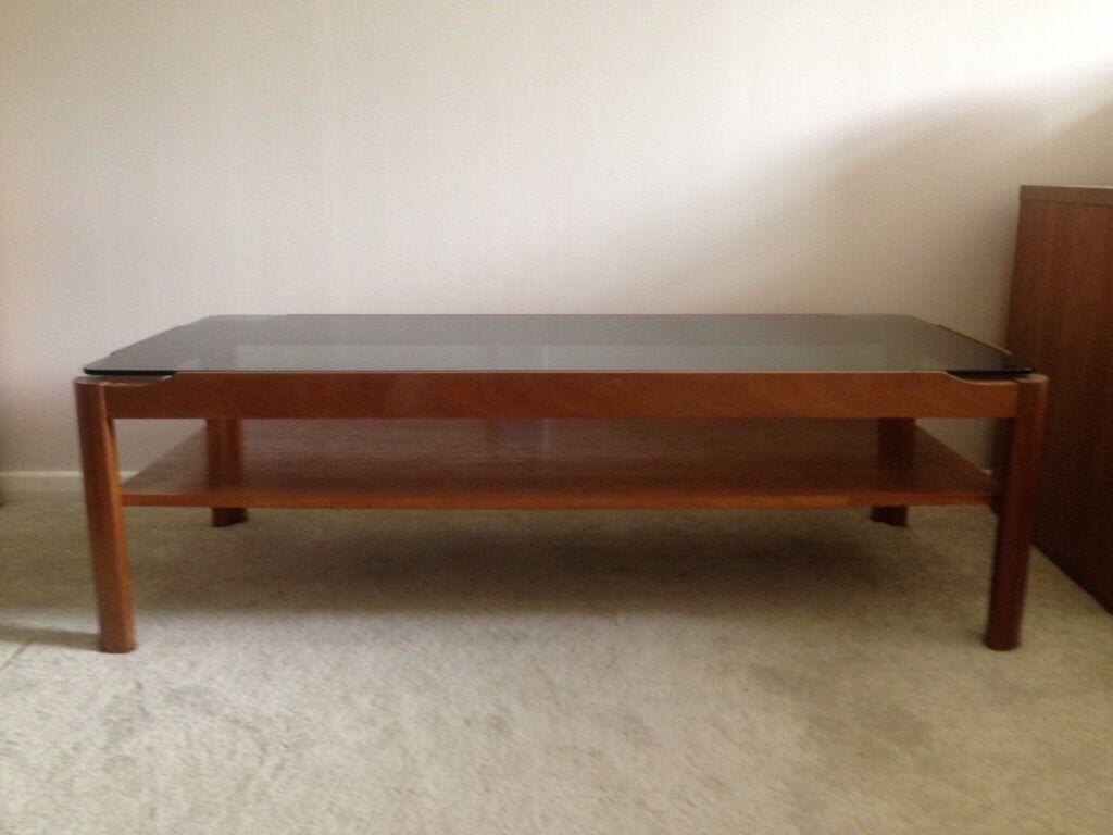 vintage retro 70s meyer coffee table | in bishops stortford