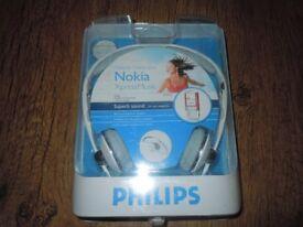 PHILIPS EAR CUP FOLDABLE HEADPHONES