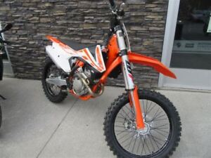 2017 KTM 250 SX-F demo sale one only