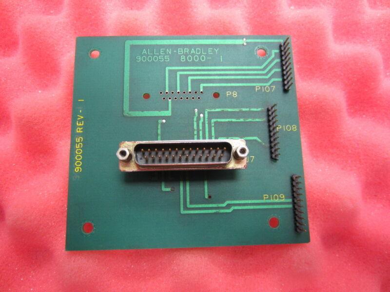 Allen Bradley 900055 Circuit Board PCB 8000-1 -9001 Rev 1