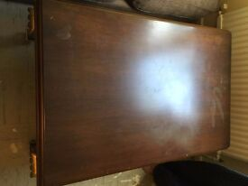 Large Grand Coffee Table for Sale - Solid Wood