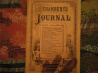 Superb genuine CHAMBERS JOURNALS FROM 1830S