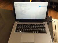 Lenovo Ideapad U410 Intel Core i3 1.8Ghz 6GB RAM 24 GB SSD +500GB HDD