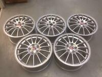 "17"" JAGUAR S-TYPE ALLOY WHEELS"