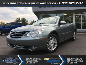 2009 Chrysler Sebring DECAPOTABLE + EXCELLENTE CONDITION