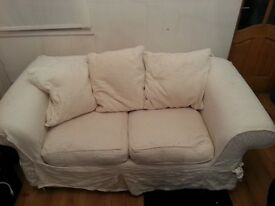 Sofa and 2 armchairs set