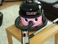 Hetty numatic twin speed vacuum cleaner