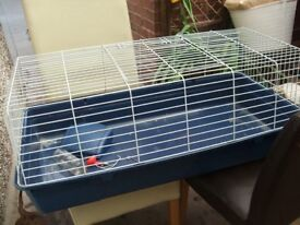 Used large animal indoor cage