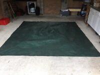 Large Tarp - 113 x 113 inches