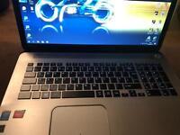 Toshiba Satelite P70-B-10T gaming laptop