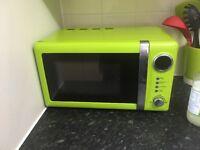 Green microwave