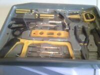 23-piece household tool kit