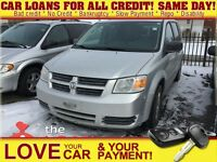 2010 Dodge Grand Caravan SE * STOW-N-GO * REAR HEAT