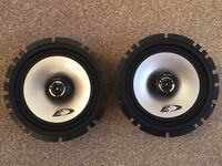 Alpine Speakers - 6.5 Inch