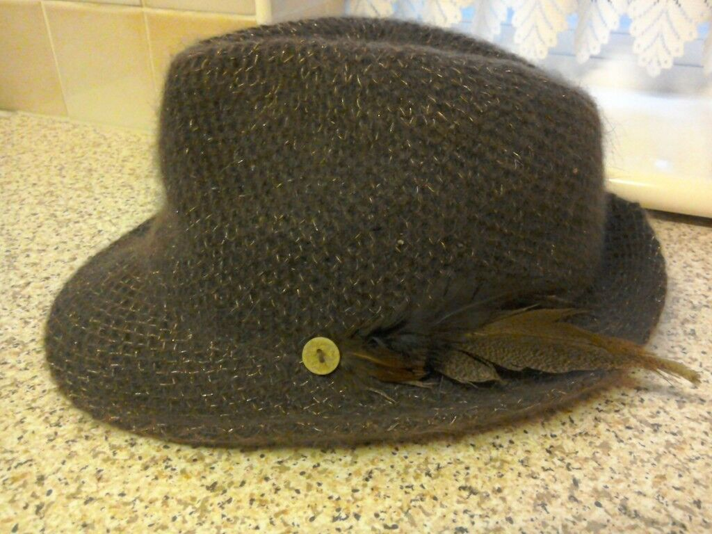 64dfba011c1 M&S LADIES TRILBY STYLE HAT | in Holbeach, Lincolnshire | Gumtree