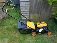 McCullough M40-450C petrol lawn mower sstc