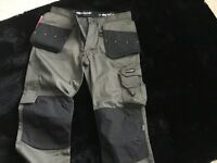 Dunlop safety trousers