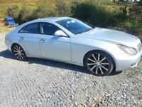 MERCEDES CLS 320 CDI AUTO BLACK EDITION MAY SWAP OR P/X