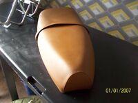 VESPA TAN SEAT AS NEW