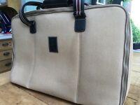 Branded Johnnie Walker overnight bag/ suitcase