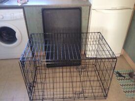 Medium to large dog cage
