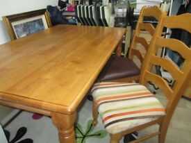 Dinning Table and 4 chiairs
