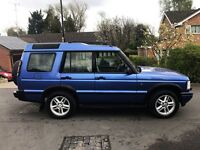 2002 [52] LAND ROVER DISCOVERY TD5 ES SERIES II 95K MILES AUTOMATIC DIESEL 7 SEATER