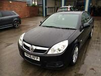 VAUXHALL VECTRA EXCLUSIVE 12 MONTHS MOT BLACK PX WELCOME