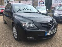 "MAZDA 3 TAKARA 1.6 PETROL """" 09 PLATE """" ALLOYS 5 DOOR HATCHBACK!!!"