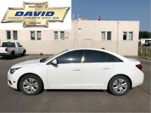 2014 Chevrolet Cruze 1LT/ REMOTE START/ CONNECTIVITY PACKAGE/ AC