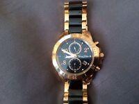 Thomas sabo rose gold chronograph woman's watch.