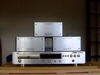 Musical Fidelity X-DACv3, X-10V3, X-PSUv3 in excellent condition.