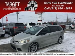 2006 Mazda MAZDA5 GS 4 Cylinder, Great on Gas and More !!!!