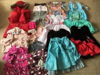 Girls 4-6y clothes bundle
