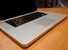"Apple Macbook Pro A1286 (2011) 15"" for spares or repair (not working)"