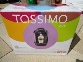 Tassimo coffee making machine